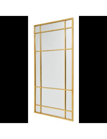 Nordal spirit spejl i gold...