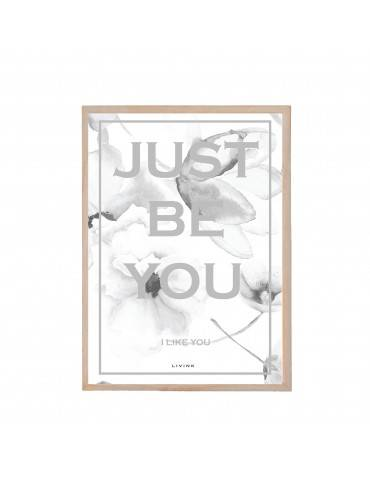 Livink Just be you plakat i...