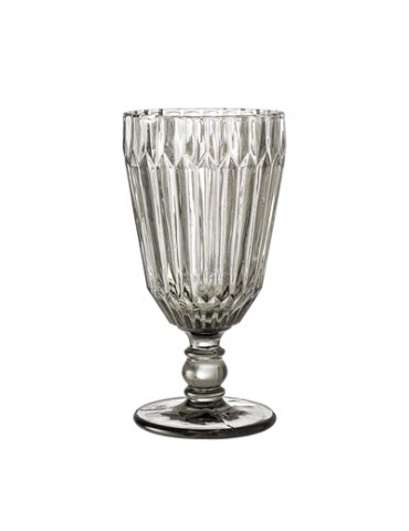 Bloomingville vinglas i grå