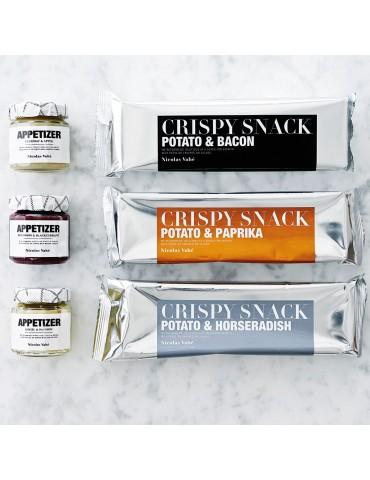 Nicolas vahé Crispy  snack...