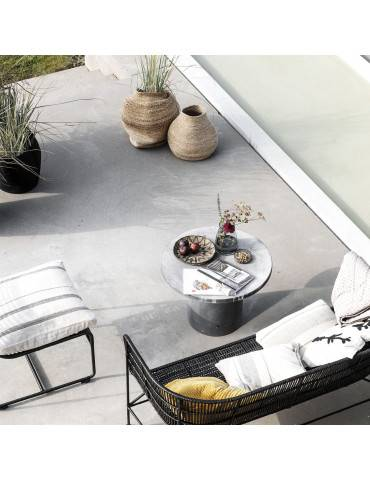 house doctor mezzo glasbeholder terrasse