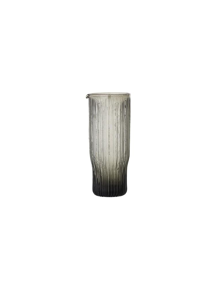 Bloomingville grå glas karaffel