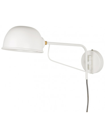 Ib Laursen væglampe hvid