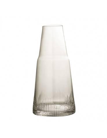 Bloomingville karaffel brunt glas