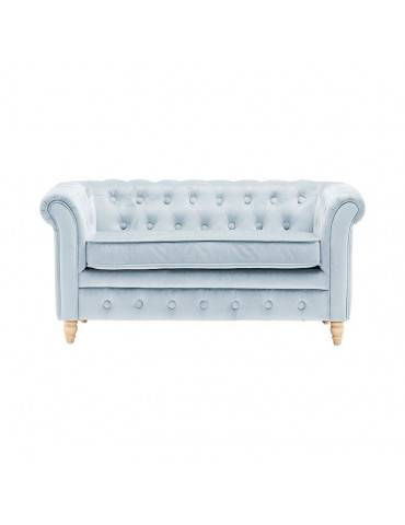 Kids Concept chesterfield sofa lyseblå