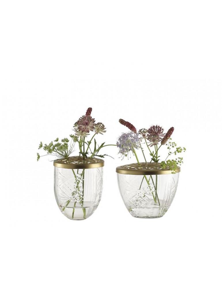 A Simple mess vasesæt kehl med blomster