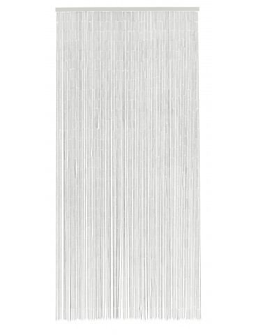 Nordal hvidt bambus forhæng