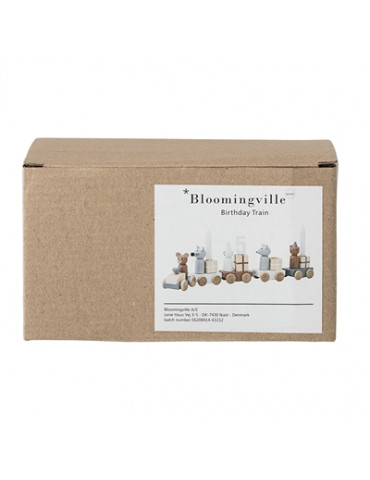 Bloomingville fødselsdagstog i æske
