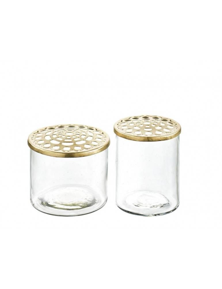 a simple mess vases t kastanje s t med 2. Black Bedroom Furniture Sets. Home Design Ideas