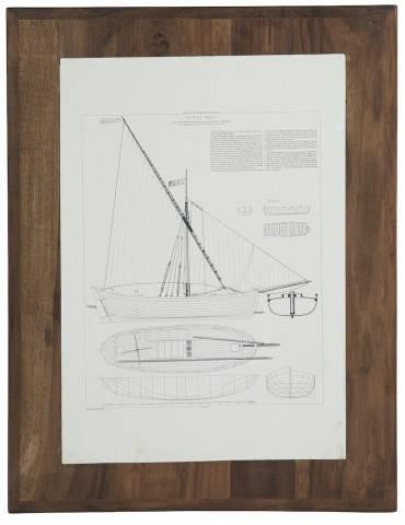 Ib Laursen skibsmotiv unika