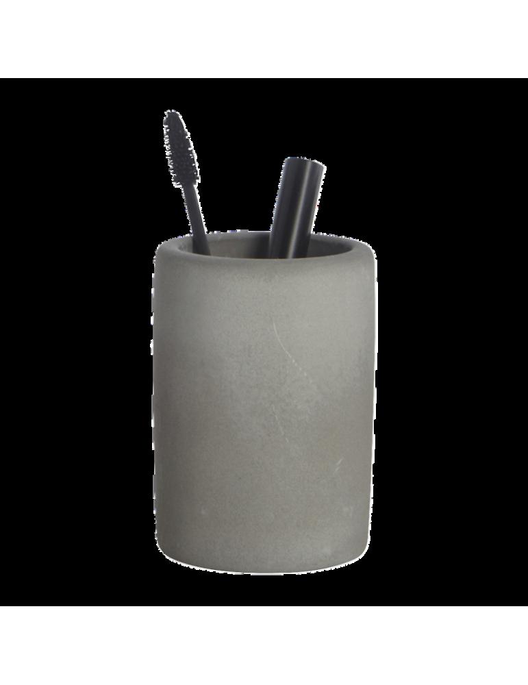 House Doctor cement tandsbørsteholder