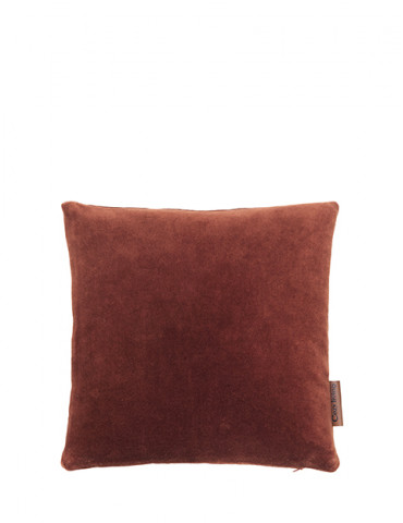 Cozy Living mini pude velour mahogany