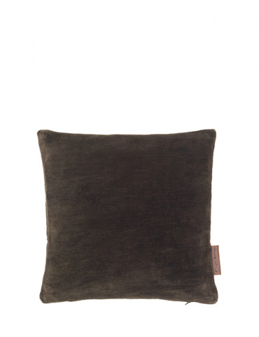 Cozy Living mini pude velour dark chestnut