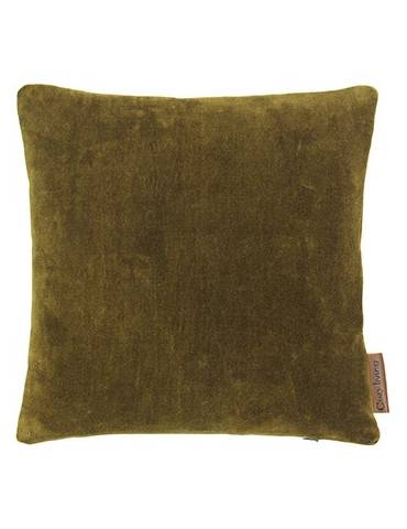 Cozy Living mini pude velour mustard