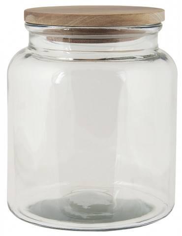 Ib Laursen glaskrukke med låg lille