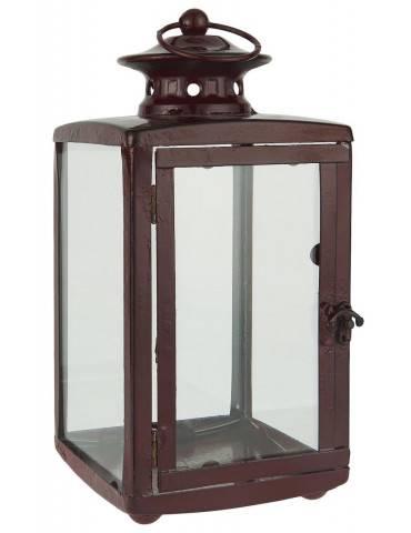 Ib Laursen mørkerød lanterne