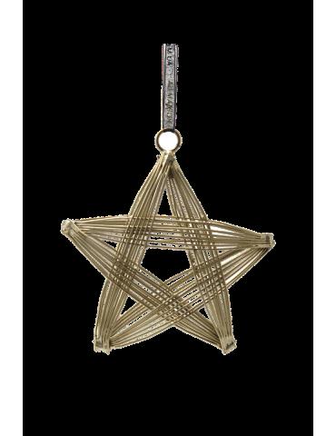 Smukke Au Maison stjerne til ophæng sæt med 3
