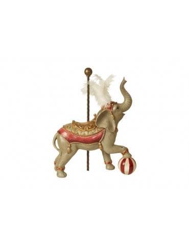 Speedtsberg cirkuselefant