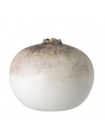 Bloomingville vase rund stentøj