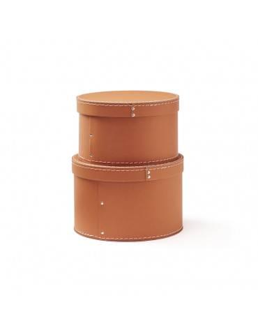Kids Concept opbevaringsboxe rust