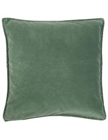 Ib Laursen velour pudebetræk grøn