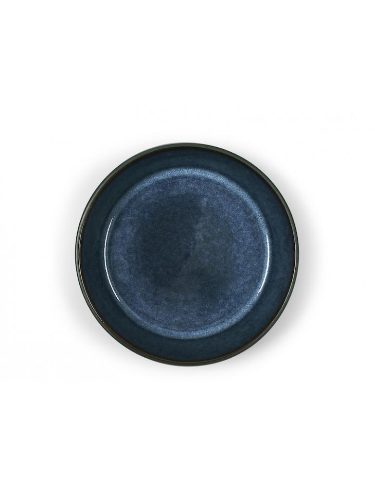 Christian Bitz suppeskål gastro mørkeblå og sort
