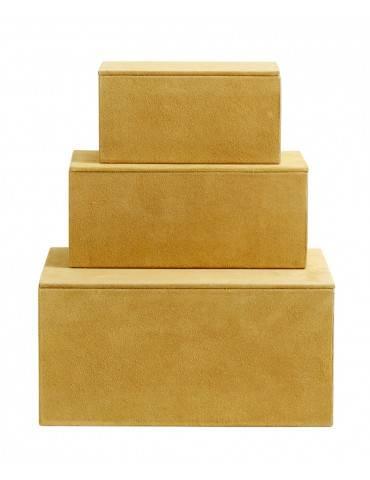 Nordal Box sæt med 3 karry