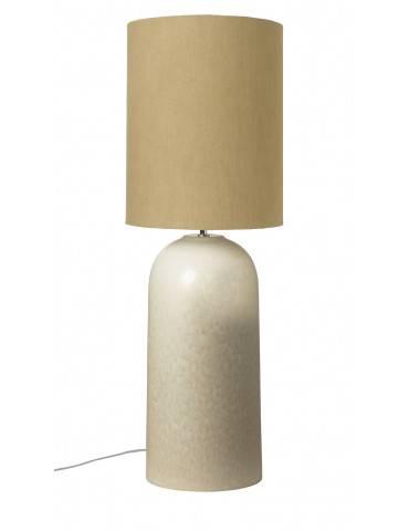 Cozy Living Asla lampe med skærm Caramel