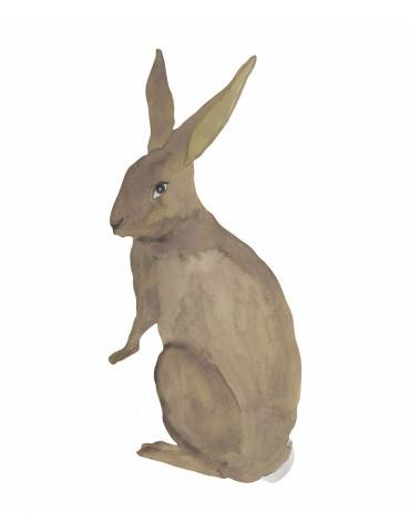 Thats Mine Wallsticker Hare