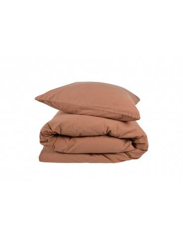 compliments sengesæt terracotta