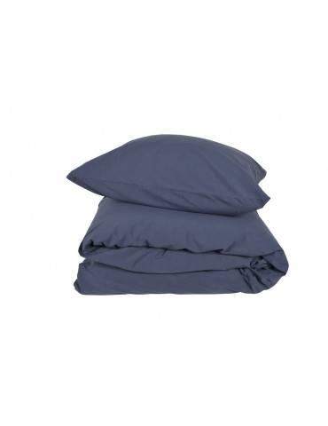 Compliments sengesæt mørkeblå