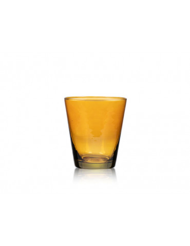Christian Bitz vandglas amber