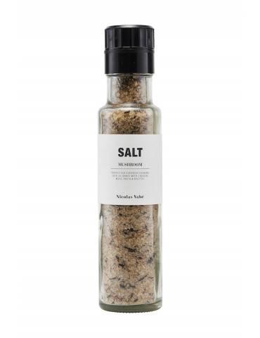 Nicolas Vahe salt mushroom