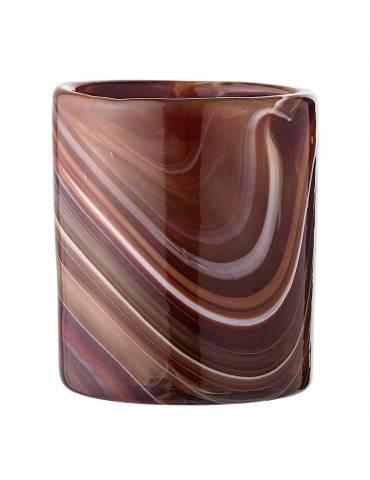 Bloomingville fyrfadsstage brun