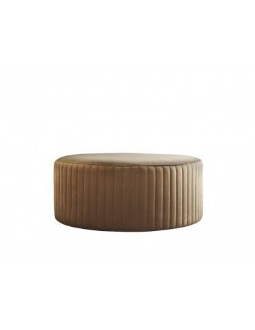 Chic Antique Marat puf karamel