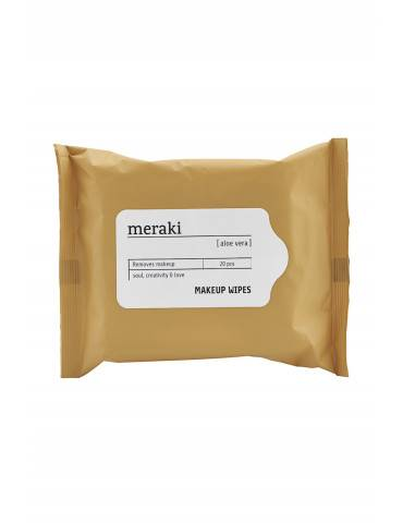 Meraki Make-up fjerner wipes aloe vera