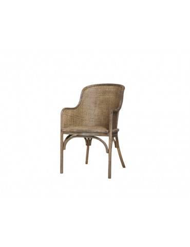 Chic Antique gl. fransk stol