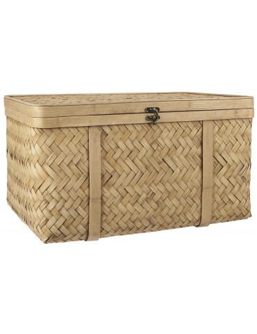 Ib Laursen kuffert bambus