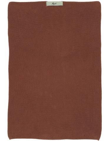 Ib Laursen Mynte håndklæde rustic brown
