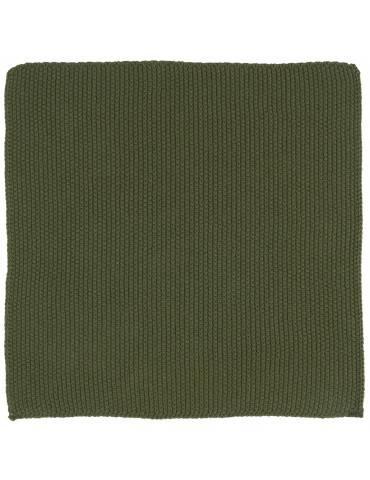 Ib Laursen Karklud mynte mørkegrøn strikket