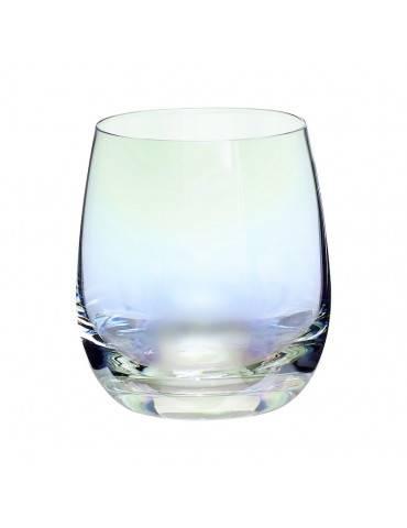Hübsch drikkeglas iriserende lavt