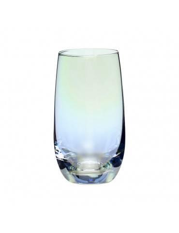 Hübsch Drikkeglas iriserende højt