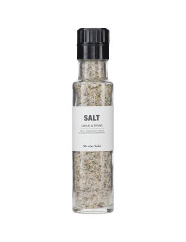 Nicolas Vahé Salt med hvidløg og timian