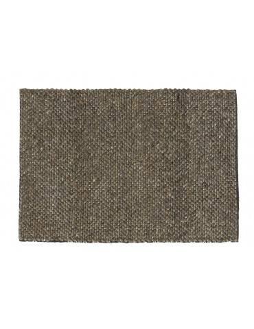 Nordal Fia gulvtæppe grey/brown