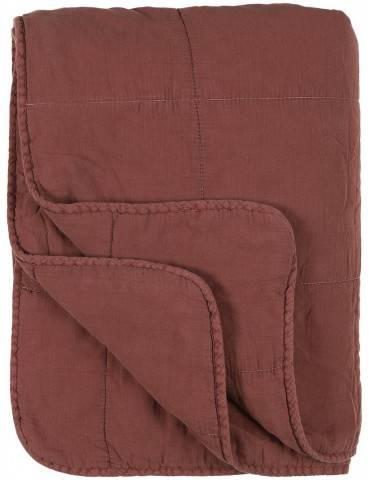 Ib Laursen Vintage quilt rust