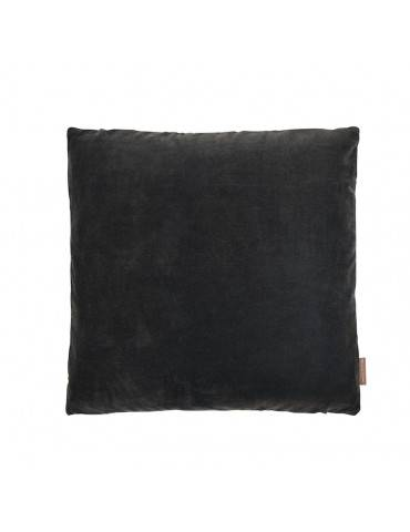 Cozy Living velour pude coal