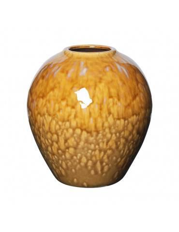 Broste Copenhagen Ingrid vase medium Apple Cinnamon
