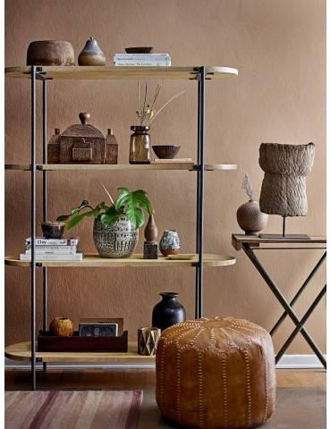 Bloomingville Vase multifarvet stentøj lille miljø