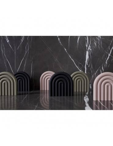 OYOY Living Design Regnbue bordskåner sort miljø