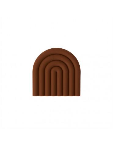 OYOY Living Design Bordskåner regnbue caramel